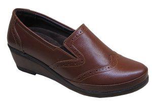 کفش زنانه چرمی