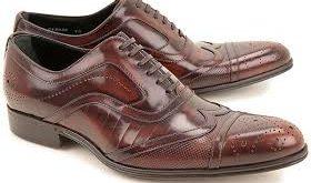 کفش مردانه دست دوز