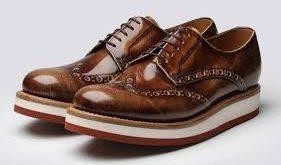 تولید کننده کفش مردانه مارک اصل