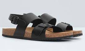 فروش اینترنتی کفش صندل چرم مردانه