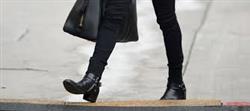 کفش مردانه پاشنه دار