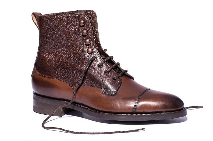 فروش کفش نیم بوت مردانه