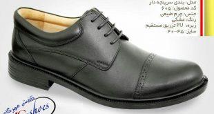 خرید کفش مردانه چرم