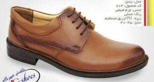 قیمت کفش مردانه