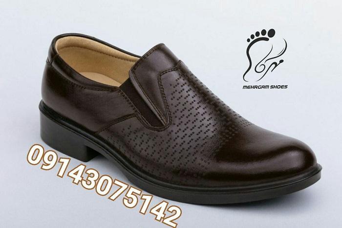 خرید اینترنتی کفش رسمی مردانه
