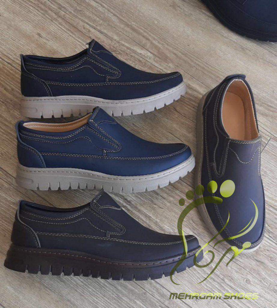 کفش عمده مردانه چرم تبریز
