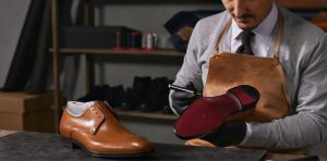 صادرات کفش چرم