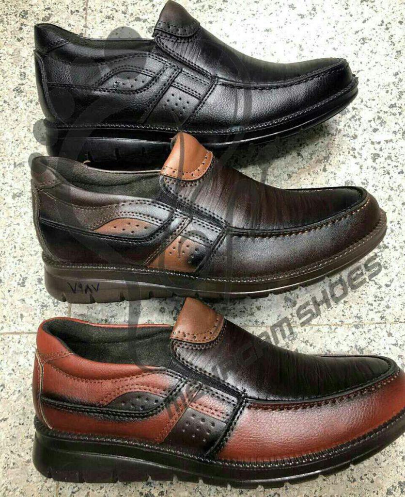 قیمت خرید کفش چرم