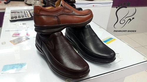کفش مردانه مجلسی ارزان قیمت