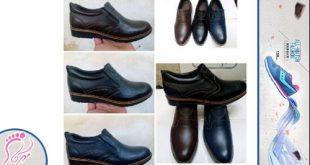 خرید کفش مردانه چرم اصل