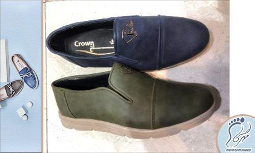 فروش عمده کفش مردانه جدید