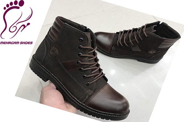 قیمت عمده کفش چرم مردانه اصل