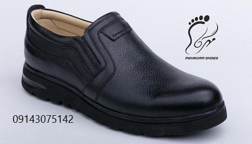 فروش کفش مردانه راحتی چرم
