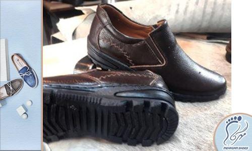 خرید عمده کفش مجلسی مردانه