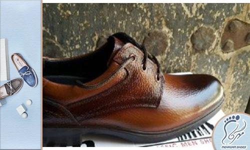 صادرات کننده کفش چرم مردانه