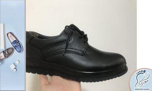 فروش کفش چرم طبیعی مردانه