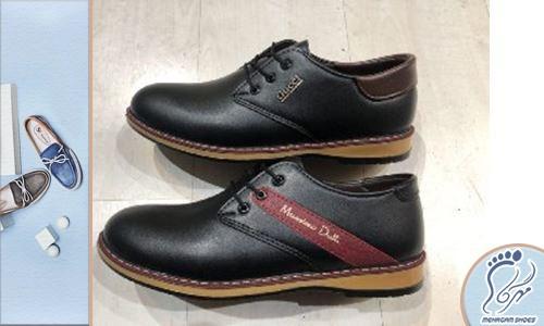 کانال تولیدی کفش مردانه