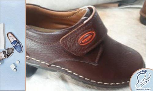خرید اینترنتی کفش مردانه چرمی