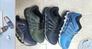 فروش اینترنتی کفش اسپرت مردانه