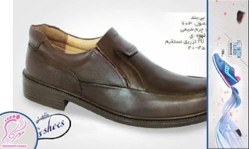 قیمت کفش مردانه کلاسیک چرم