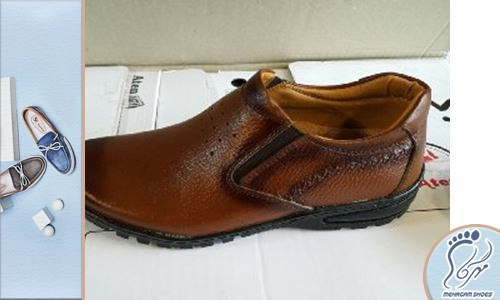 کفش چرم مردانه عمده