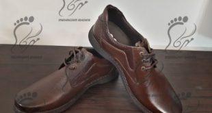 کارخانه کفش چرم مردانه در تبریز