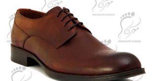 طرح های جدید کفش مردانه چرم در کانال