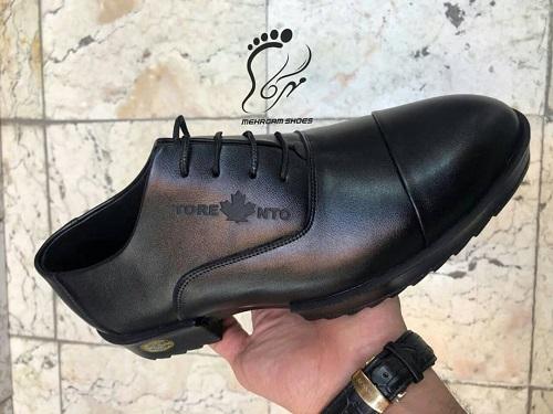 انتخاب و خرید عمده کفش رسمی مردانه