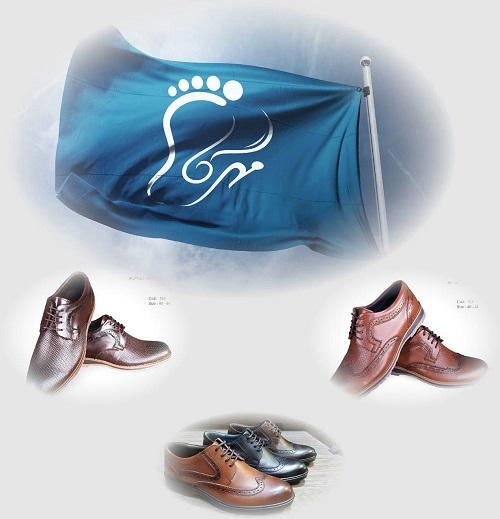 کفش مردانه چرم مجلسی