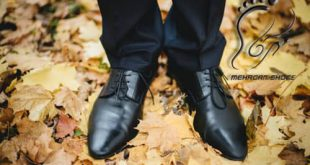 کارخانه کفش مردانه چرمی