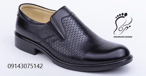 تولید و پخش مستقیم کفش مردانه مجلسی عمده