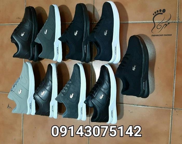 انواع مدل کفش اسپرت مردانه شیک
