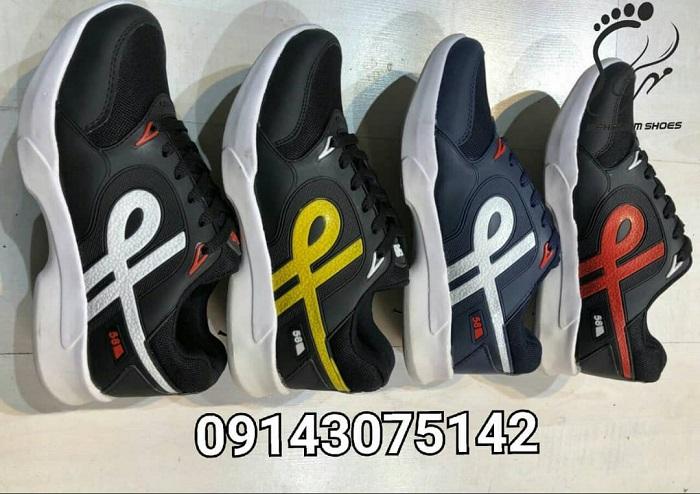 پخش عمده کفش اسپرت مردانه از کارخانه