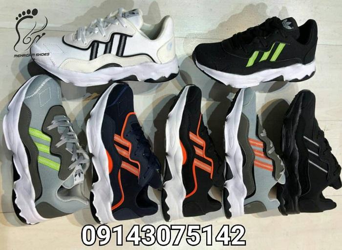 خرید کفش اسپرت مردانه شیک و ارزان