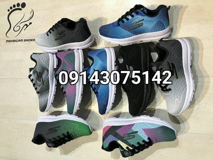 کارخانه تولید کفش مردانه اسپرت