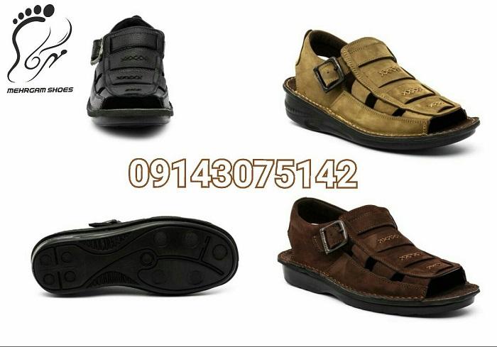 انواع مدل کفش مردانه مهرگام