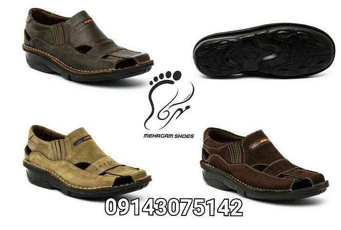 مدل کفش و صندل تابستانی مردانه