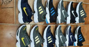 کفش اسپرت مردانه عمده با قیمت تولید