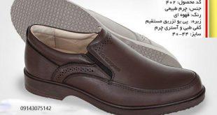 کفش پرسنلی مردانه