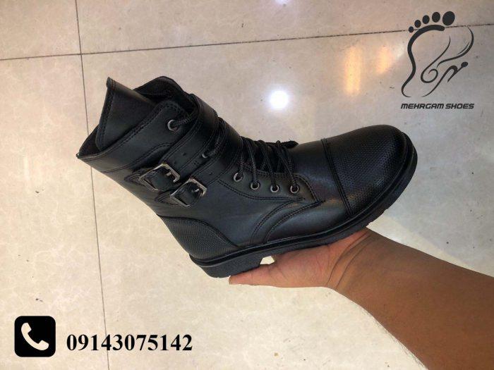 کفش چرم تبریز مردانه با قیمت