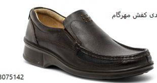 کفش عمده اداری مردانه